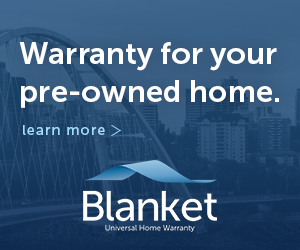 Blanket Universal Home Warranty - Warranty for your pre-owned home.