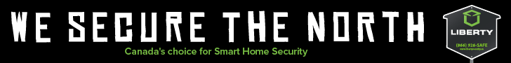 Liberty Insurance—We Secure the North. Canada's choice for Smart Home Security