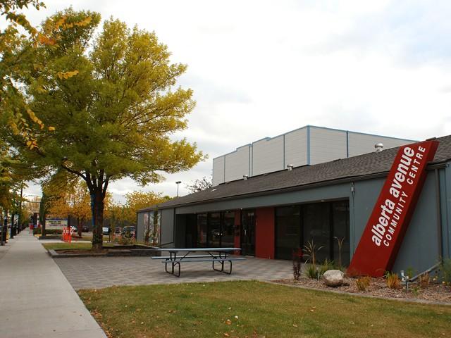 Photo of Alberta Avenue