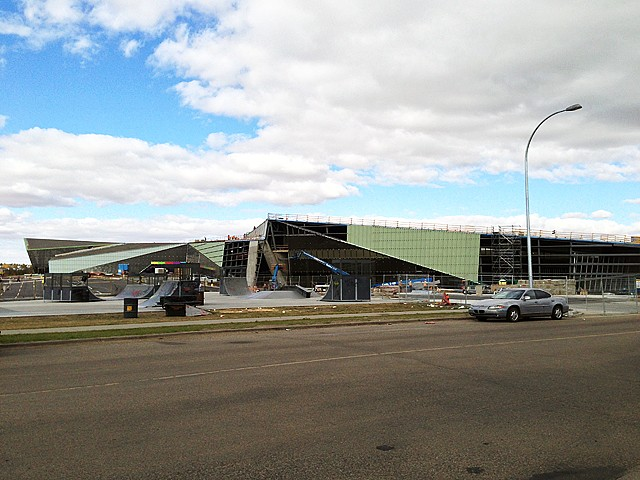 Photo of Clareview Town Centre