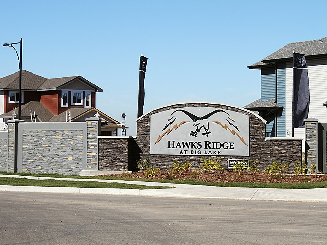 Photo of Hawks Ridge