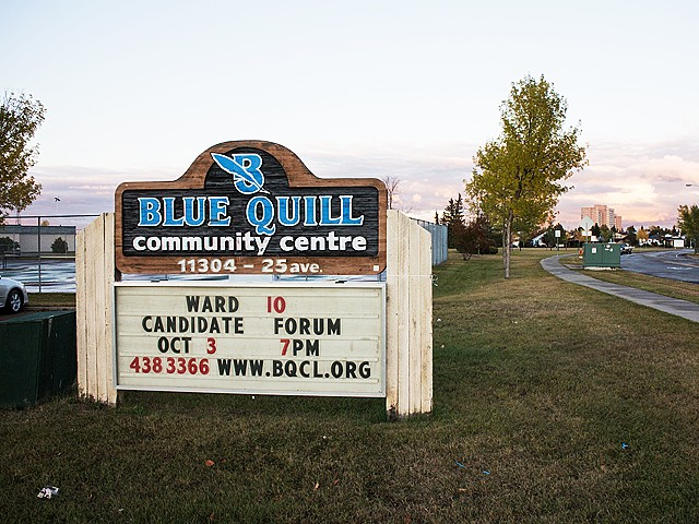 Photo of Blue Quill