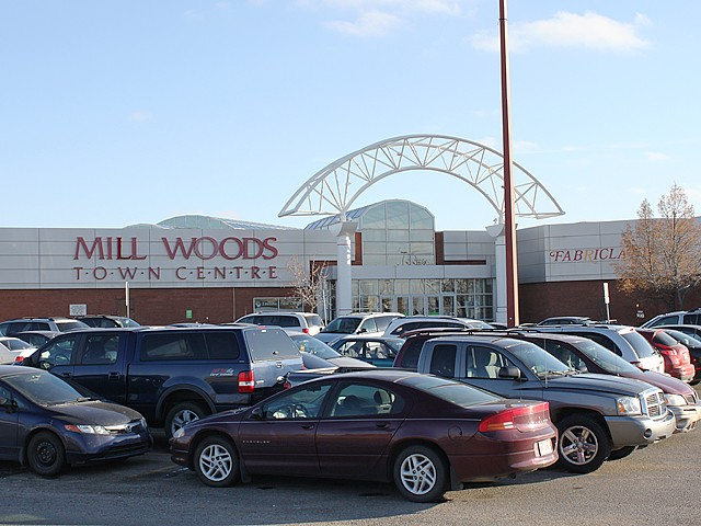 Photo of Mill Woods Town Centre