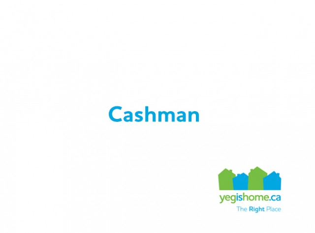 Photo of Cashman