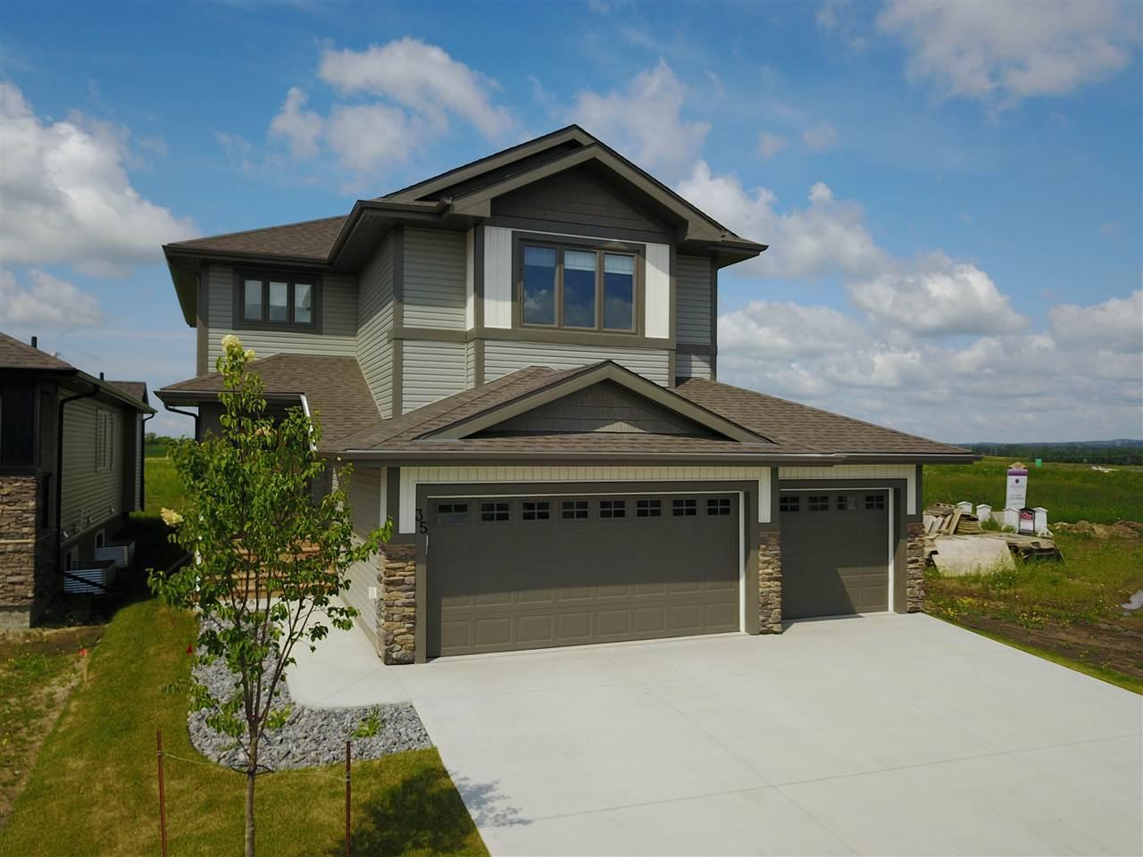 New Homes Spruce Grove Alberta