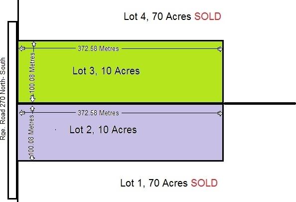 Leduc County Property Lines