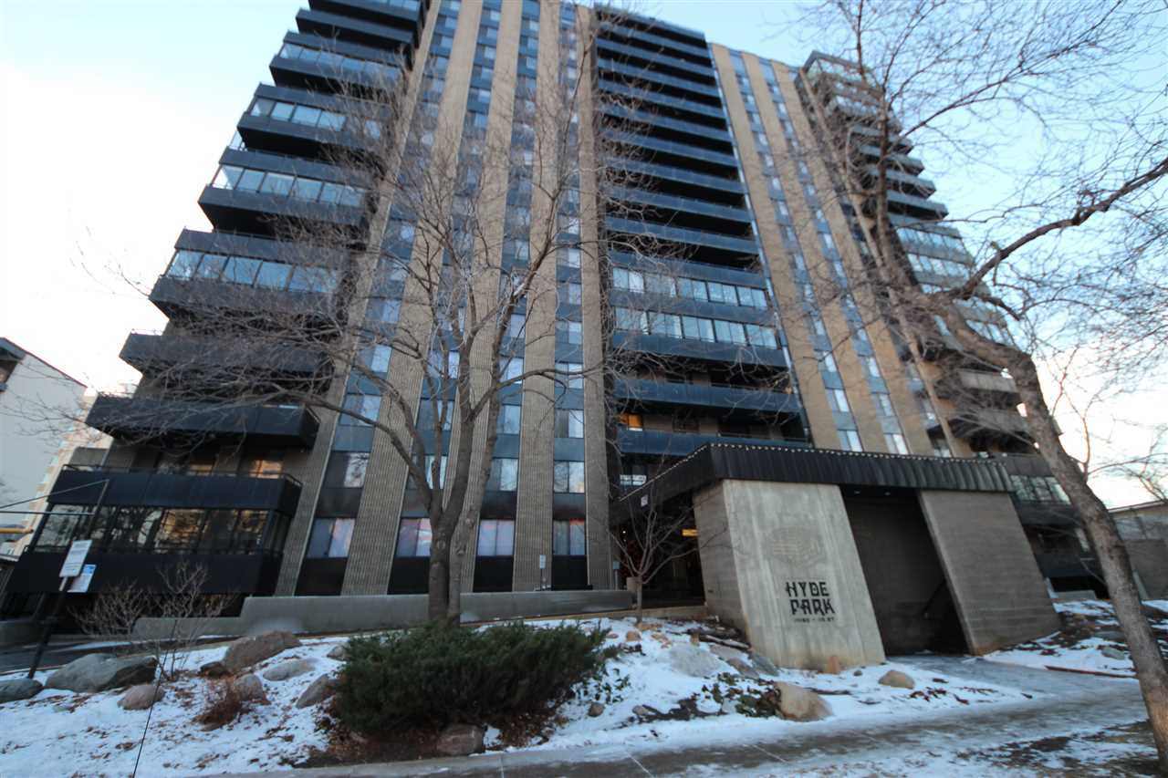 Photo of #1103 10160 115 St NW