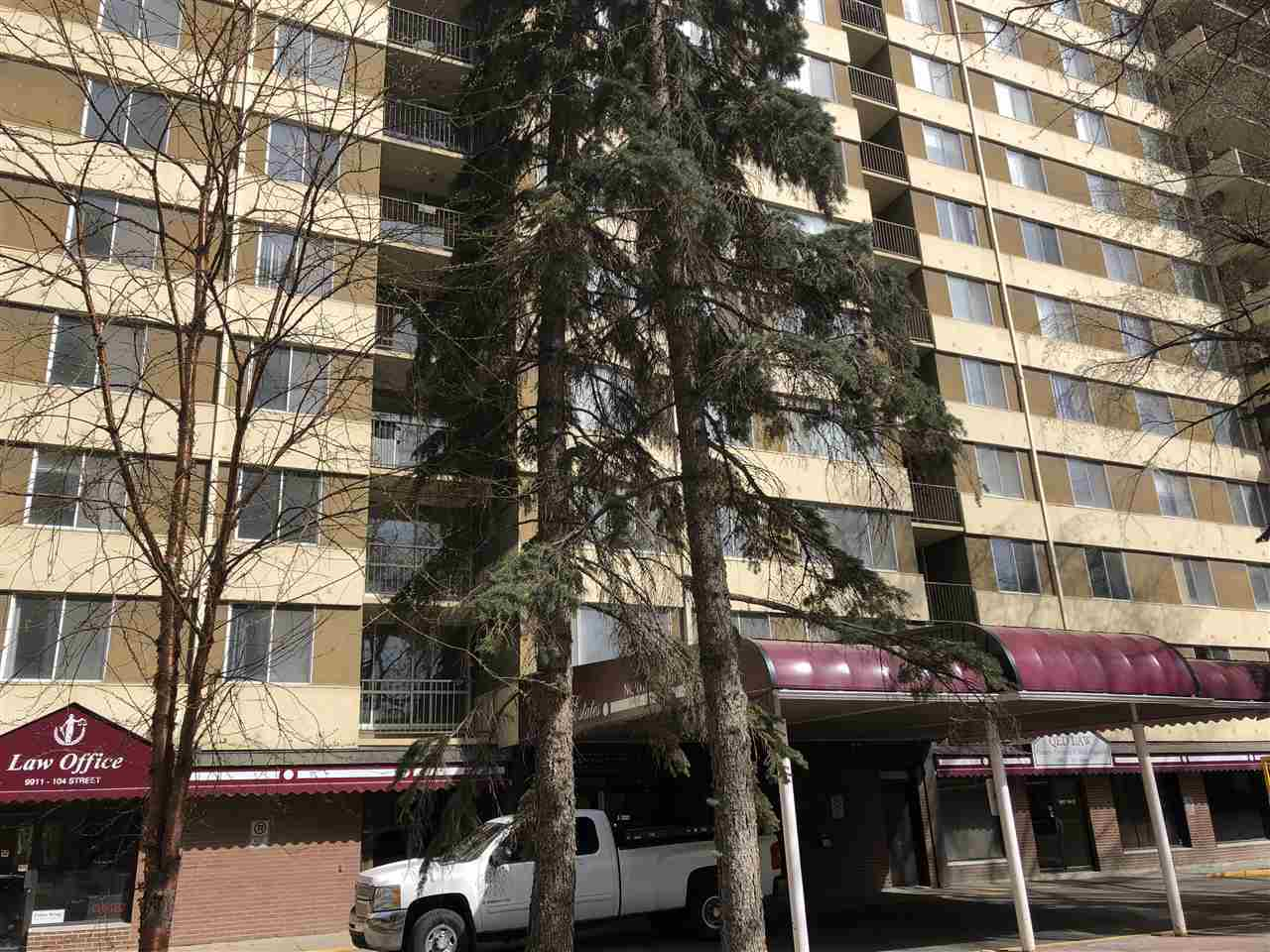 Photo of #206 9909 104 St NW