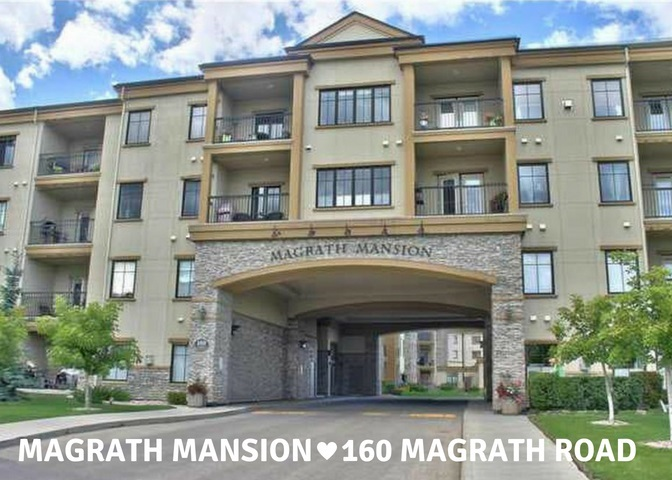 Photo of #219 160 Magrath Road NW
