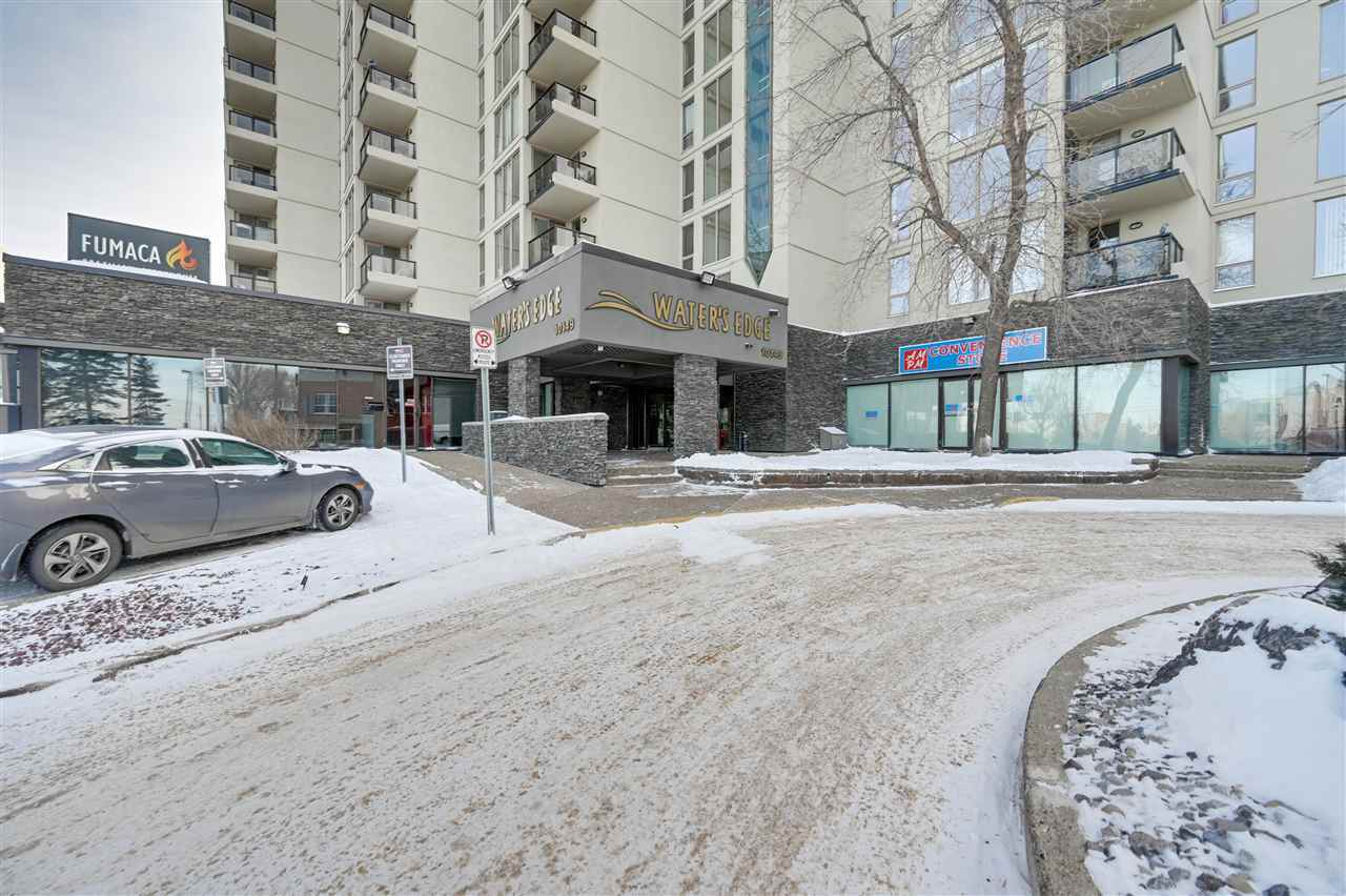 Photo of #802 10149 Saskatchewan Dr NW